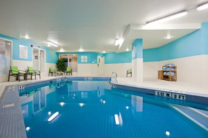Pool - Holiday Inn Hotel & Suites Downtown Winnipeg