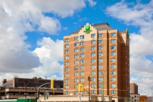 Exterior view - Holiday Inn Hotel & Suites Downtown Winnipeg