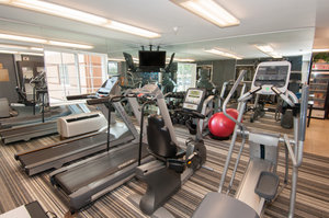 Fitness/ Exercise Room - Candlewood Suites Garden Grove