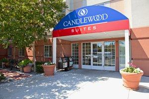 Exterior view - Candlewood Suites Garden Grove