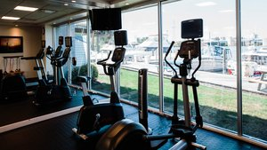 Fitness/ Exercise Room - Holiday Inn Waterfront Spring Lake
