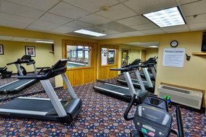 Fitness/ Exercise Room - Holiday Inn Express Bemidji