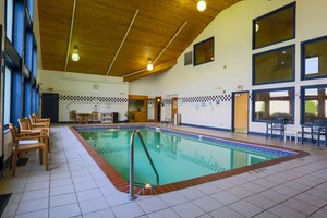 Pool - Holiday Inn Express Bemidji