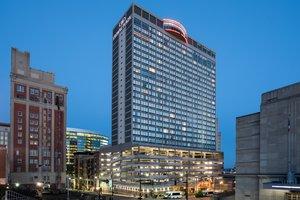 Exterior view - Crowne Plaza Hotel Kansas City