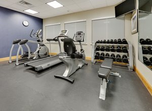 Fitness/ Exercise Room - Holiday Inn Express Hotel & Suites Military Drive San Antonio