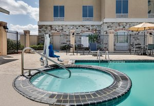 Pool - Holiday Inn Express Hotel & Suites Military Drive San Antonio