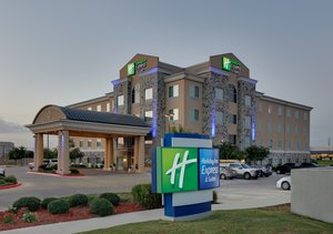 Exterior view - Holiday Inn Express Hotel & Suites Military Drive San Antonio