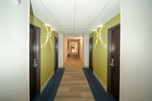 Lobby - Holiday Inn Express Houghton