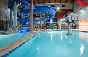 Pool - Holiday Inn Convention Center Stevens Point