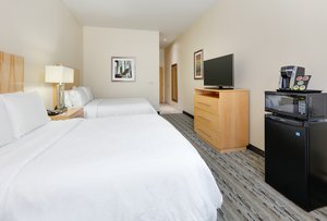 Room - Holiday Inn Express Hotel & Suites Military Drive San Antonio