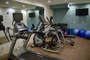 Fitness/ Exercise Room - Holiday Inn Express Windsor