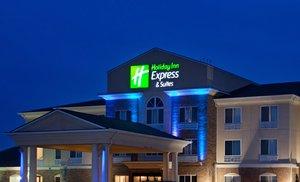 Exterior view - Holiday Inn Express Hotel & Suites Mattoon