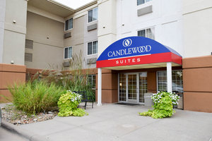 Exterior view - Candlewood Suites Airport Wichita