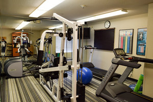 Fitness/ Exercise Room - Candlewood Suites Airport Wichita