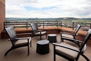 Suite - Marriott Hotel Colorado Springs