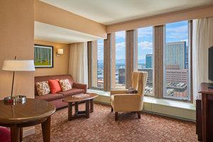 Suite - Sheraton Hotel Downtown Denver