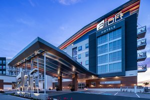 Exterior view - Aloft Hotel Ocean City