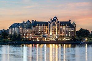 Exterior view - Delta Hotel by Marriott Victoria Ocean Pointe Resort