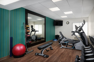 Fitness/ Exercise Room - Holiday Inn Express North Scottsdale