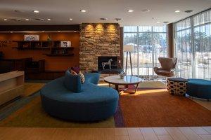 Lobby - Fairfield Inn & Suites by Marriott Wisconsin Dells