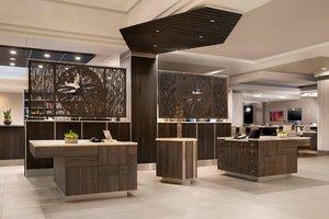 Lobby - Marriott Hotel Visalia