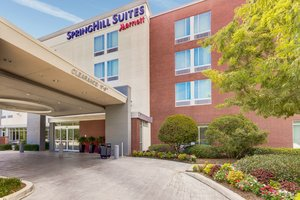 Exterior view - SpringHill Suites by Marriott The Woodlands