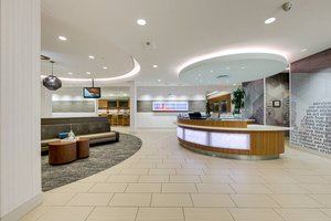 Lobby - SpringHill Suites by Marriott The Woodlands