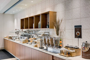 Restaurant - SpringHill Suites by Marriott The Woodlands