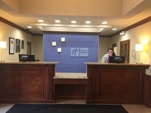 Lobby - Holiday Inn Express Hotel & Suites Howell