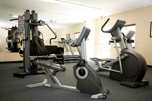 Fitness/ Exercise Room - Candlewood Suites Tallahassee