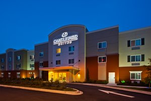 Exterior view - Candlewood Suites Tallahassee