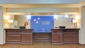 Lobby - Holiday Inn Express Hotel & Suites Swift Current