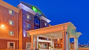 Exterior view - Holiday Inn Express Hotel & Suites Swift Current
