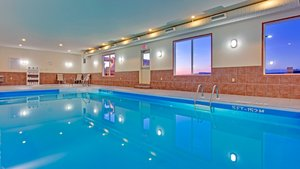 Pool - Holiday Inn Express Hotel & Suites Swift Current
