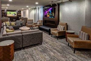 Lobby - Courtyard by Marriott Hotel Vanderbilt West End Nashville