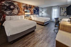 Room - Courtyard by Marriott Hotel Vanderbilt West End Nashville