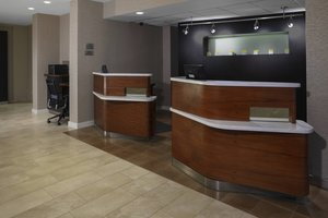 Lobby - Courtyard by Marriott Hotel Northwest Indianapolis