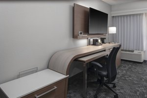 Room - Courtyard by Marriott Hotel Northwest Indianapolis