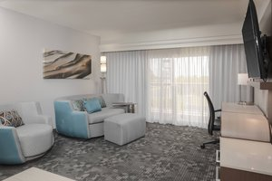 Suite - Courtyard by Marriott Hotel Northwest Indianapolis