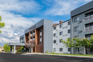 Exterior view - Courtyard by Marriott Hotel Reno