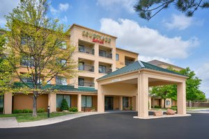 Exterior view - Courtyard by Marriott Hotel NW Expy Oklahoma City