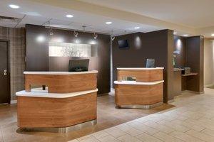 Lobby - Courtyard by Marriott Hotel NW Expy Oklahoma City