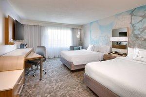 Room - Courtyard by Marriott Hotel NW Expy Oklahoma City