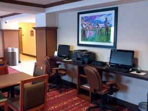 proam - Holiday Inn Express Hotel & Suites Greenville