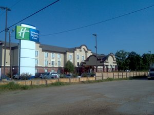 Exterior view - Holiday Inn Express Hotel & Suites Greenville