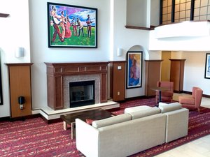 Lobby - Holiday Inn Express Hotel & Suites Greenville