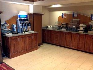 Restaurant - Holiday Inn Express Hotel & Suites Greenville