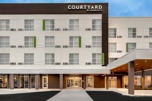 Exterior view - Courtyard by Marriott Hotel Jonesboro