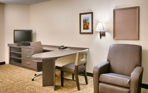 Room - Candlewood Suites Downtown Plano