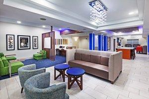 Lobby - Holiday Inn Express New Orleans East